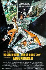 Moonraker-James-Bond-007-Poster