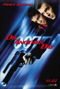 Die Another Day Poster 2