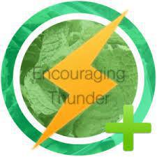 encouraging-thunder award ElenaSquareEyes