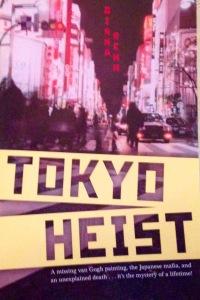tokyo heist elenasquareeyes
