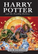 harry potter 7 book cover