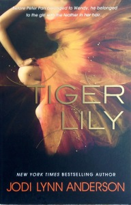 tiger lilly cover