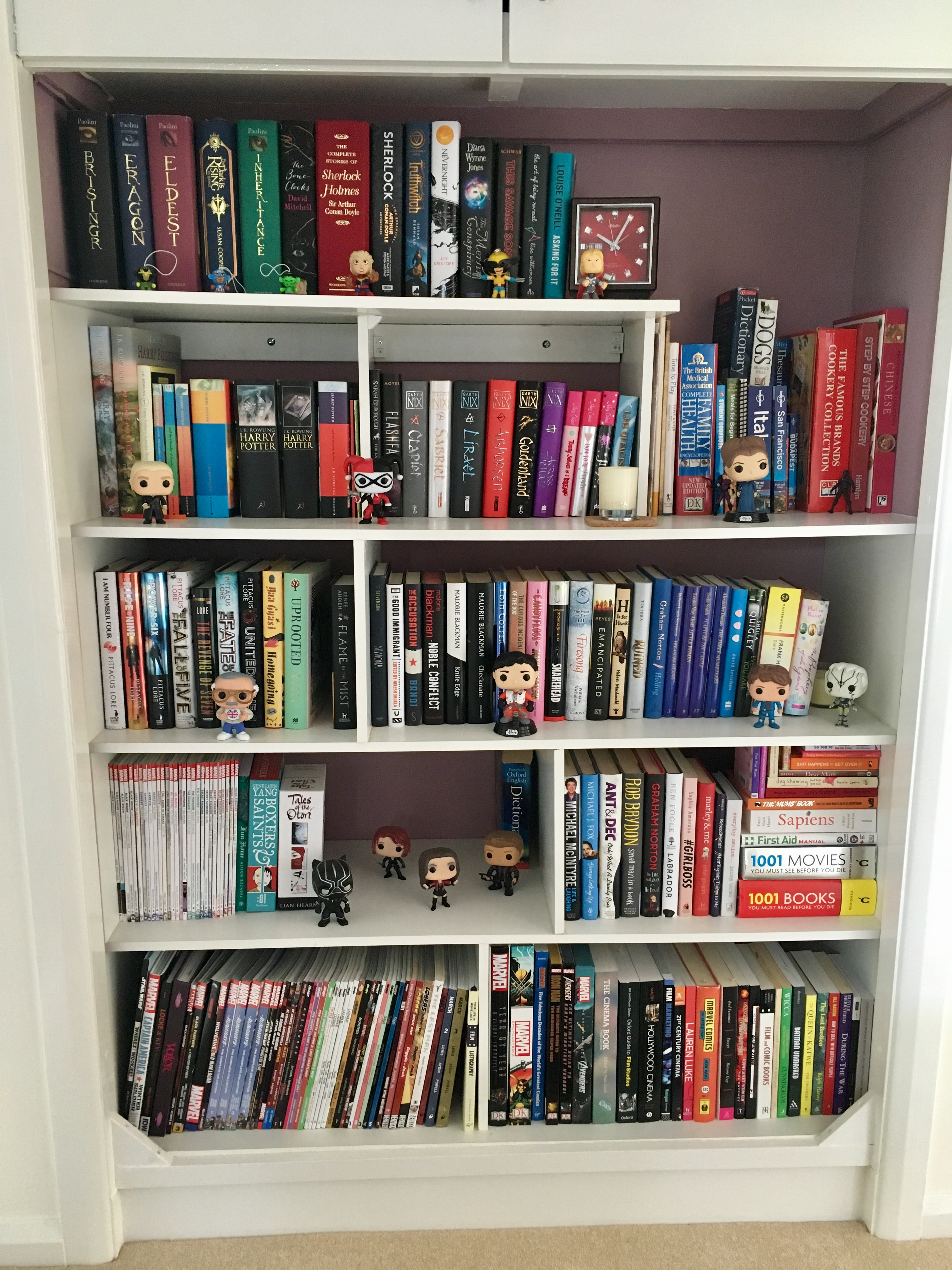 bookcase youtube a make how bookshelf to watch lego