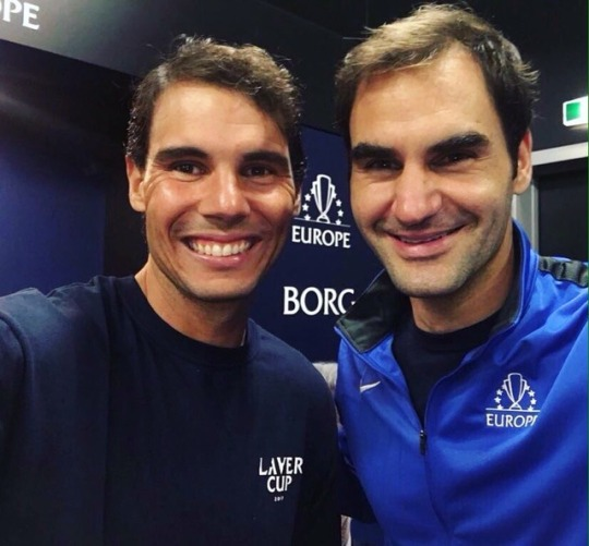 Why I Love Roger Federer And Rafael Nadal Elena Square Eyes