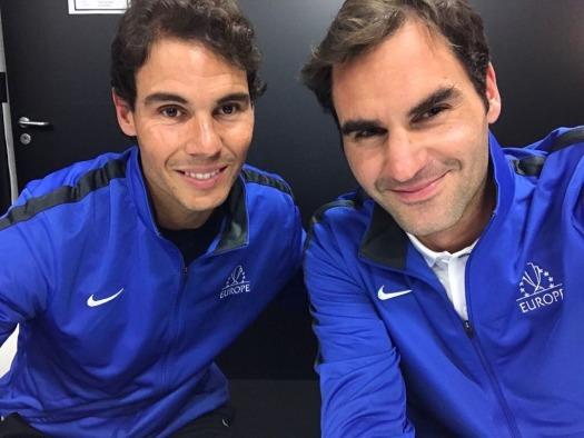 Why I love… Roger Federer and Rafael Nadal | Elena Square Eyes
